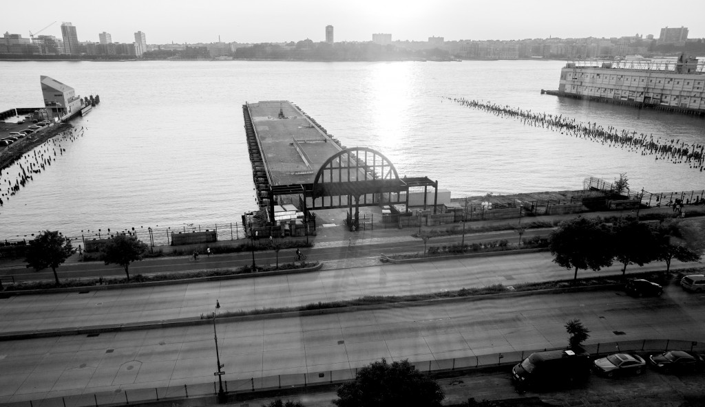 View of Pier 54